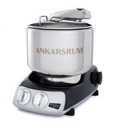 Ankarsrum Assistent Original AKM 6230 BD – Sort metallic